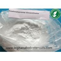 Injectable Anabolic Steroid Testosterone Enanthate for Muscle Gain CAS 315-37-7 Manufactures