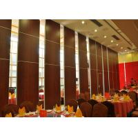 Demountable Partition Acoustic Wooden Plywood Partition Wall Wooden Surface Manufactures