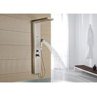 Quality Modern Design Shower Jet Panel , Waterproof Shower Panels Wall Mounted ROVATE for sale