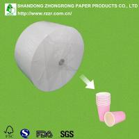 China 190gsm PE coated cup paper wholesale