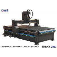 Syntec Control Three Axis CNC Router Machine With Hiwin 15 mm Square Rail Manufactures