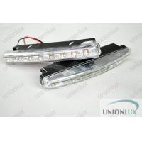 Quality Super White Auto 8 LED Daytime Running Light DRL For Ford Focus for sale