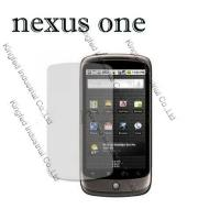 Clear LCD Screen Protector for HTC G5 Nexus One Manufactures