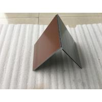 Various Colors Aluminium Wall Cladding PanelsWith High Impact Resistance Manufactures