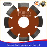 China GB 105mm Laser Concrete Cutting Saw Blades for Fast Cutting Cured Concrete on sale
