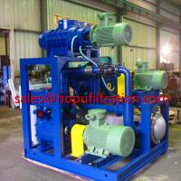 China Vacuum Dryer and Filling Plant,Double-stage Transformer Evacuation System, Vacuum Pump Set, gas vacuum pumping on sale