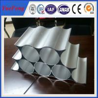 OEM supply aluminum profile accessory, aluminium profile with high quality supplier Manufactures