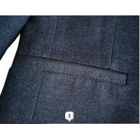 Buy cheap Twill Wool Fabric Business suit for Men Winter/Autumn customized colors from wholesalers