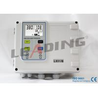 Three Phase Booster Pump Controller For One Pump Control And Protection Manufactures