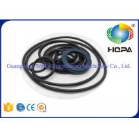 Black Color Pump Seal Kit A10VD43 With PTFE ACM Materials / Professional Customized Manufactures