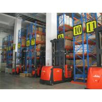 Buy cheap 5m / 16.5 FT Height Narrow Ailse Industrial Pallet Rack System Saving Space & from wholesalers