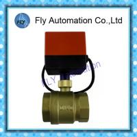 China DN40 Synchronous generator Water Solenoid Valves BV2011S water pressure valves on sale