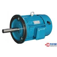 Industrial High Temperature Electric Motors 0.75KW 1.1KW , 2 / 4 Pole Manufactures