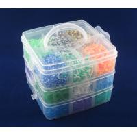 DIY Rainbow Loom Bands With PVC Box Package Manufactures