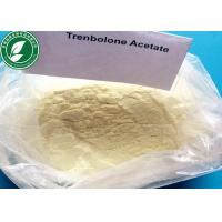99% Purity Injectable Pale Yellow Steroid Powder Trenbolone Acetate For Fat Loss Manufactures