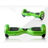 China Energy Saving Two Wheels Self Balance Electric Scooter With LED Light on sale