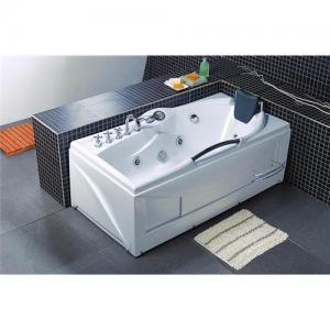 Luxurious acrylic whirlpool bathtub OLR-015 Manufactures
