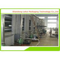 6000BPH Orange Rinsing Filling Capping Machine 4.8Kw Power With 8 Capping Head
