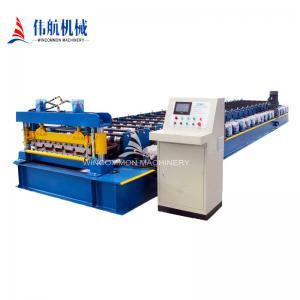 NEW Product  steel sheet floor Roll  forming machine Galvanized Steel Deck Floor Tile Making Machine Manufactures