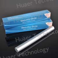 zero peroxide teeth whitening pen with CE approved Manufactures