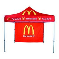 Advertising Marquee Canopy Tent Flame Retardant For Promotion / Display