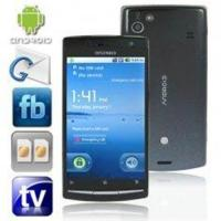 Android 2.2 OS 4.1 Inch Touchscreen TV Smart Phone with Dual Camera + GPS [X12] Manufactures