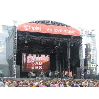 Buy cheap P4.81 Full Color Stage Screen Outdoor/ Indoor Rental Led Display P4.81 For Live Sports/Show/Concert from wholesalers