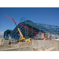 Prefabricated Galvanized Industrial, Commercial, Resdential Steel Building Manufactures