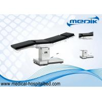 China Comprehensive Hydraulic Surgical Operating Table With X - Ray Photography For Hospital wholesale