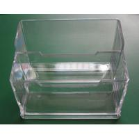 Clear Plastic Business Card Boxes Manufactures