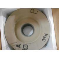 300X125X75 Rubber small guide wheel for centerless grinding wheel machine for sale