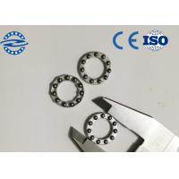 Chrome Steel Ball Bearings , 51200 51211 Stainless Steel Thrust Bearing Manufactures