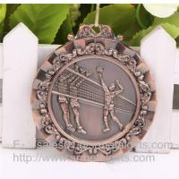 China personalized athletic campaign souvenir medals, custom sport games finisher medallions, on sale