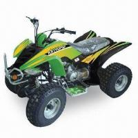 China 150cc ATV with Parking Brake and EEC/EPA Approvals on sale