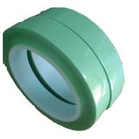High Heat Resistant  Release Film Splicing Tape Light Green Color 50mmX50m Manufactures
