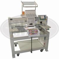 Computerized Embroidery Machine 1 Head 12 Colors Manufactures