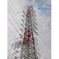 China EHV  Transmission Line Steel Tower on sale