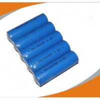 Low Internal Resistance 3.6V 2000mAh Battery for Underwater weapon, GPS system Manufactures