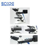 Infinity Optical Upright Metallurgical Microscope Long Working Distance Objective Manufactures