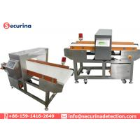 China Fe SUS Industrial Metal Detector Conveyor LCD Screen For Food Processing Industry on sale