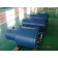 China Small Ultrahigh pressure Industrial Heavy Duty Hydraulic Cylinder for ship building on sale