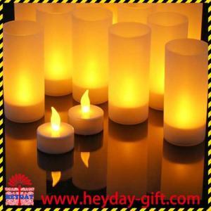 China Factory Wholesale Mini Led Tea Light Candle on sale