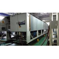 380V High EER Air Cooler Chiller 340 Tons With R134A Refrigerant Manufactures