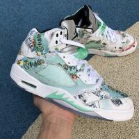 China wings Air Jordan 5 Wings AJ5 with green nike shoes for flat feet on sale