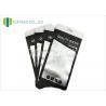Buy cheap Black Aluminum Foil Bags Zipper Clear Matte Window Socks Packing from wholesalers