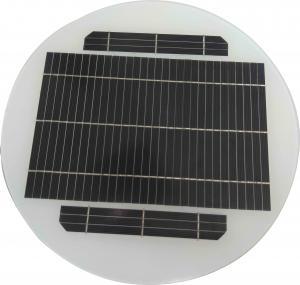 China Outdoor Light Sunpower Flexible Solar Cells , 8V 8W Thin Film PV Solar Panels on sale