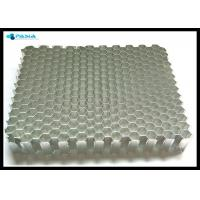 Flame Resistant Honeycomb Building Material For Lightweight Honeycomb Panels Manufactures