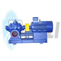 Single Stage Double Suction Horizontal Split Case Pump High Stability Manufactures