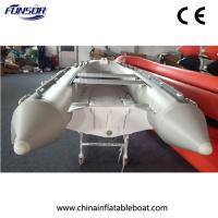 Fhh 330A Rib Boat Which Can Be Folding for Fishing with CE Manufactures