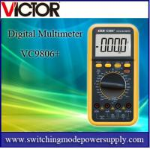 Digital Multimeter VC9806+  Manufactures